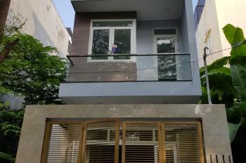 Cho thuê nhà đường Phạm Thế Hiển, phường 7, quận 8, 1 trệt + 3 tầng. Giá 13 tr/th