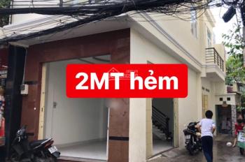 Nhà 2MT hẻm Đ.B.Phủ 4,2x12m nơi kinh doanh khỏi bàn cải,chỉ 20tr/th