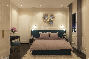 Căn hộ kiến trúc Pháp đầu tiên tại Quận 2 - TT 1,5%/tháng 2 năm không lãi suất - booking 100tr/căn