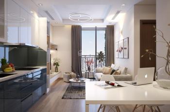 0975897169 cho thuê căn hộ 2 phòng ngủ, nội thất cơ bản, giá 10tr/th tại Green Bay Mễ Trì
