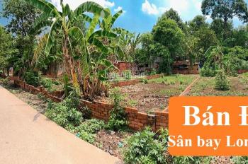 Đất xã Bàu Cạn, sân bay Long Thành 1km, DT 5x21m, chính chủ bán, sổ hồng riêng LH 0975439739