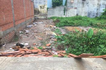 Chính chủ cần bán lô đất nền khu dân cư, DT 4x20m, SHR, đường Lê Văn Khương, Q12