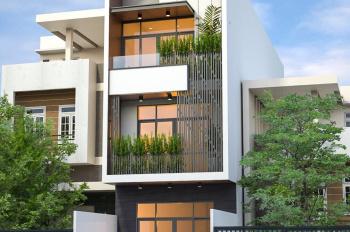 Bán nhà 1 trệt 2 lầu phong cách hiện đại KDC Hàng Bàng, Nguyễn Văn Linh, An Khánh, Quận Ninh Kiều