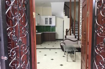 Bán nhà mới xây 5 tầng ở ngách 11 ngõ An Sơn. DT 30m2, nhà mới xây thiết kế nội thất cao cấp
