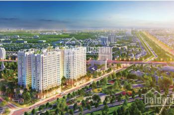 Hot, cần tiền tôi bán gấp căn 58m2 vị trí đẹp tầng 6 dự án Hà Nội Homeland, giá 1.29 tỷ, hỗ trợ 70%
