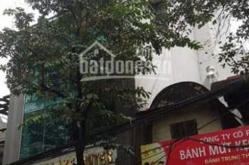 Cho thuê nhà mặt phố Hoàng Hoa Thám 125m2 x 9 tầng, MT 6.5m, thông sàn, có hầm và thang máy