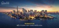 The Grand Manhattan - Căn hộ hạng sang đẳng cấp, mang phong cách thiết kế sang trọng của Châu Âu
