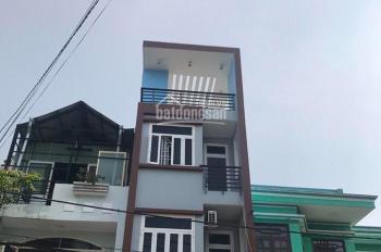 Bán nhà Q6, 1 trệt 2 lầu, 72m2. Giá 2 tỷ