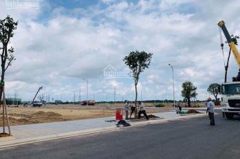 Bán đất Long Thành, ngay công viên 3A, DT 100m2, sổ đỏ riêng, xây dựng tự do, LH 0908 757 619 Hiếu