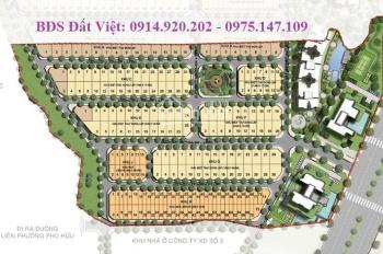 Cần bán đất nền dự án Hưng Phú 1, Quận 9, lô J, lô H, đường 16m, giá 49tr/m2, cần bán