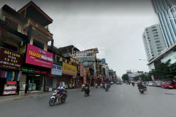 Cho thuê MB Nguyễn Văn Cừ, Long Biên, 2 mặt tiền 15x24m, diện tích 310m2 x 2 tầng, MB cực hiếm