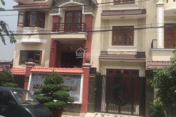 Bán biệt thự mặt tiền khu Bàu Cát, DT 8x30m, lửng 3 lầu, nội thất cao cấp. Giá 25 tỷ