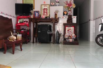 Nhà DT 4x12m 1 lầu, hẻm xe hơi ngã tư Cao Lỗ & C7 vào 20m, gần KDC Đồng Diều, ĐH STU, Topaz City