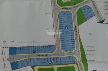 Bán đất lô C dự án Tăng Phú House, đường Tăng Nhơn Phú, Quận 9, 55tr/m2