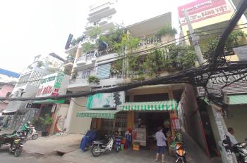 Cần bán gấp 2 căn nhà mặt tiền chung sổ Trần Khắc Chân, Tân Định, Quận 1. DT: 12x21m giá chỉ 80 tỷ
