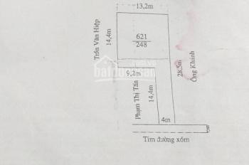 Bán lô đất gần trường THPT Hải An 1177 Ngô Gia Tự, phù hợp phân lô xây kinh doanh