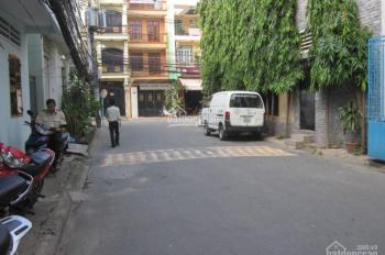 Cần tiền bán gấp nhà góc 2 mặt tiền hẻm Trần Quang Diệu P.14, Q.3 giá 6,7 tỷ