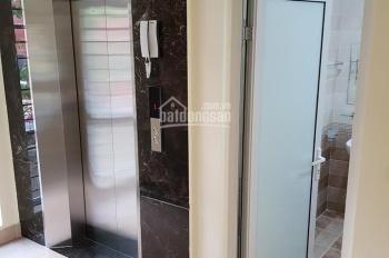 Mặt phố Nguyễn Khang cho thuê nhà nguyên căn 8 tầng có hầm mặt tiền 7m, sát Trần Duy Hưng sầm uất