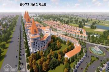 Bán shophouse, biệt thự Sunshine Wonder Villas, Ciputra Tây Hồ, Hà Nội. LH: 0972 362 948
