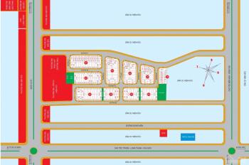 Đầu tư đất trung tâm thương mại - shophouse - Central Mall Long Thành - thấp nhất khu vực