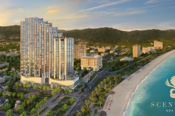 Bán nhanh căn hộ Scenia Bay full nội thất, view trực diện biển, giá gốc CĐT 0902746839