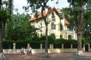 Bán Villa mặt tiền Nguyễn Gia Thiều, P.06, Quận 3. Giá 175 Tỷ - 20x24m