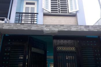 Bán nhà đường Tam Châu ngay bệnh viện Thủ Đức 1 trệt 1 lầu đúc 2 tấm 61m2, giá 3tỷ7 TL