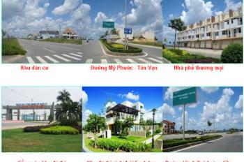 Becamex mở bán đất thổ cư, sổ riêng giá 550tr, vay 70%, trong khu dân cư đường nhựa, LH 033 2034768