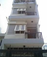 Nhà góc 2 mặt tiền Lê Đại Hành (4x18m) 6 lầu, nhà đẹp thuận tiện mở công ty, giá tốt Q11