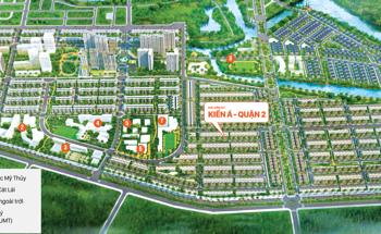 Cần bán gấp đất nền sổ đỏ khu trung tâm hành chính Q2 - giá 35tr/m2, liên hệ 0938783872
