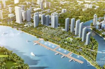 Chính chủ cần bán lại căn hộ Vinhomes Ba Son 2 phòng ngủ giá thấp nhất dự án
