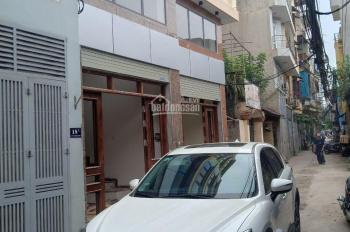 Bán nhà mặt ngõ chính đường Ngọc Hồi, Thanh Trì, ngõ 5m ô tô đi, KD hoặc làm Văn phòng tốt