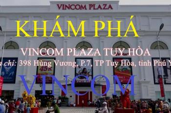 Bán Gấp Lô đất đường hùng vương cạnh Vicom để đi nước ngoài,Ngay TT Tuy Hòa Phú Yên