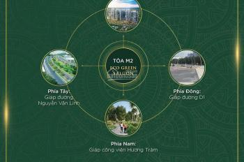 Căn hộ Eco Green Saigon chỉ từ 3.4 tỷ/căn (VAT), full nội thất, diện tích đa dạng. LH 0909.364.150