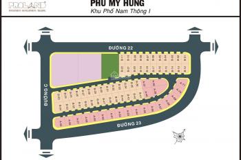 Bán đất biệt thự Nam Thông 1, 2, 3 mặt tiền đường Tân Phú LH: 0912183060