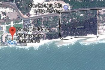 Bán dự án khu resort nghỉ dưỡng Mặt Trời Buổi Sáng, Bà Rịa Vũng Tàu 9,2 ha, giá 250 tỷ