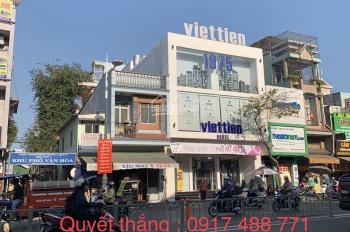 Chính chủ, bán nhà 2 mặt tiền đường Thành Thái, P. 12, Q. 10, DT: 9 x 28m, giá 67,5 tỷ TL