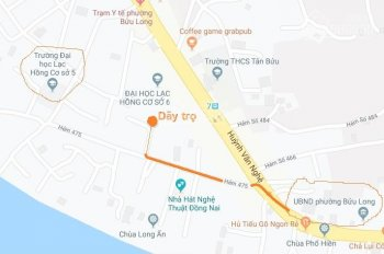 Chính chủ cho thuê phòng trọ, gần trường Đại học Lạc Hồng, cơ sở 5, 800.000/tháng