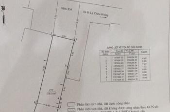 Cần bán căn nhà ngay trung tâm Quận 6, rất tiện xây mới. Liên hệ 0905555646