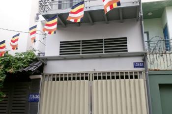 Chính chủ cho thuê nhà nguyên căn đường Trần Văn Đang, Quận 3. DT 36m2, Giá 8 tr/tháng