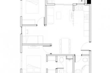 Cần bán căn góc 65m2 tầng cao Ecopark - Westbay C