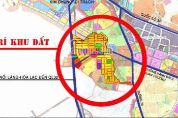 Nhà đất - biệt thự và liền kề khu đô thị Vân Canh. ĐT: 0888.333.212