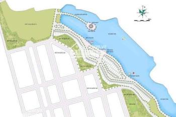 Độc quyền 100 lô đất nền Hòa Lạc duy nhất có view hồ sinh thái. LH: 0987.555.386