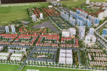 Bán lô đất biệt thự Thanh Hà Hà Đông khu A2.2 giá 22 triệu/m2, diện tích 300m2