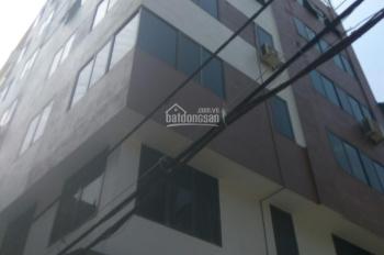 Cho thuê nhà mới xây mặt phố Mễ Trì Thượng, 150 * 7 tầng
