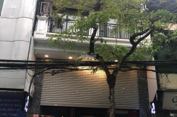 Cho thuê nhà mặt phố Hàng Bạc mặt tiền 7m giá 100tr/tháng vị trí căn góc Vip