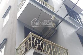 Bán nhà Võ Thị Sáu, Hồ Quỳnh, ô tô ra vào, 40m2, 6 tầng, 4 mặt thoáng, giá TL 5,3 tỷ