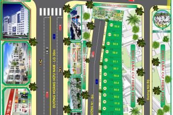 Bán đất Q9, ba mặt tiền đường số 1 và Hoàng Hữu Nam 50m2 - 71m2, giá chỉ 55 triệu/m2, 0945652228