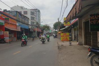 Mặt tiền Nguyễn Văn Quá, Phường Đông Hưng Thuận Q12. DT: 4*39m công nhận 155m2, giá 11 tỷ 200 tr