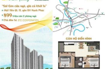 Căn hộ chung cư Stown Gateway Quốc Lộ 13 chiết khấu cực sốc. Liên hệ: 0931 043 153 Hữu (Zalo)
